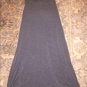 Dresses & Skirts - Ladies S/M grey Maxi skirt. No flaws.